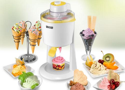 Zmrzlinovač Unold 48860 Softi