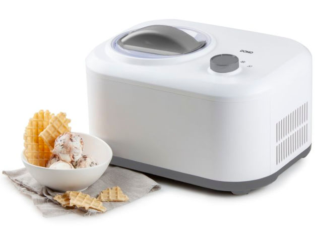 Zmrzlinovač s kompresorem Domo DO9243I