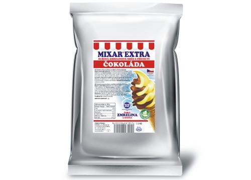 Směs na zmrzlinu Mixar extra Čokoláda